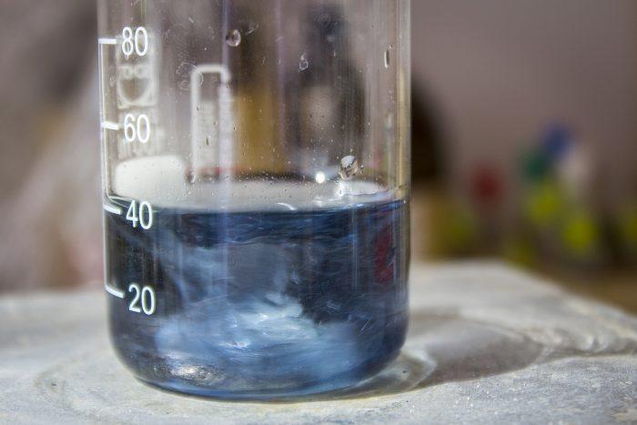Bilanciamento di una reazione di ossidoriduzione-chimicamo