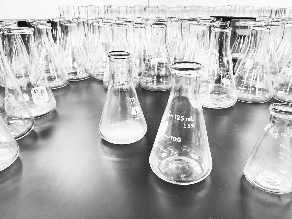Volumetria per precipitazione- chimicamo