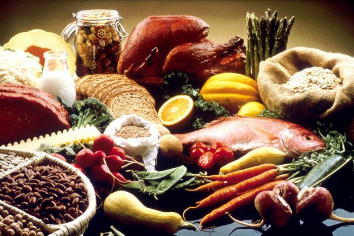 Una dieta equilibrata...chimicamo