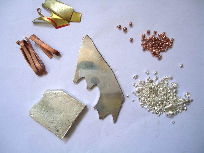 Legame metallico-chimicamo