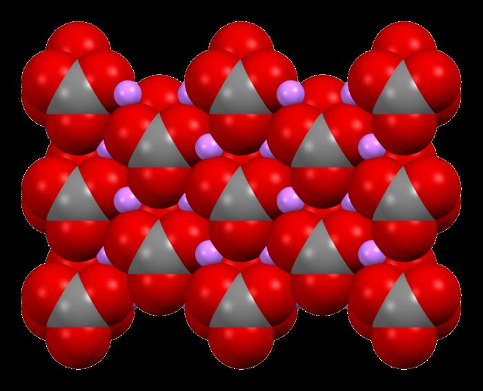 Batterie litio-ferro fosfato-chimicamo