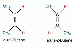 Apresenta isomeria cis trans