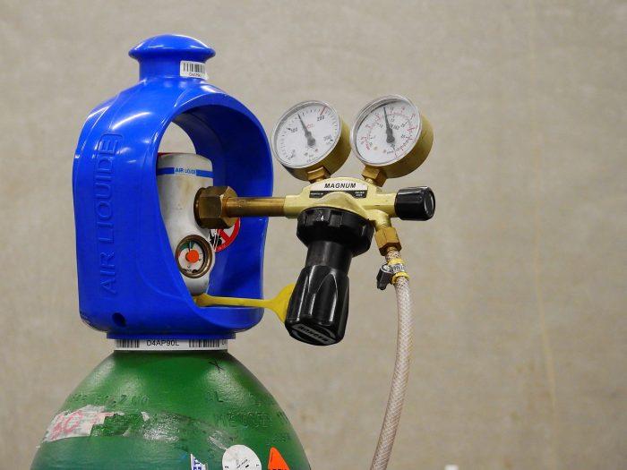effetto della variazione della pressione-chimicamo