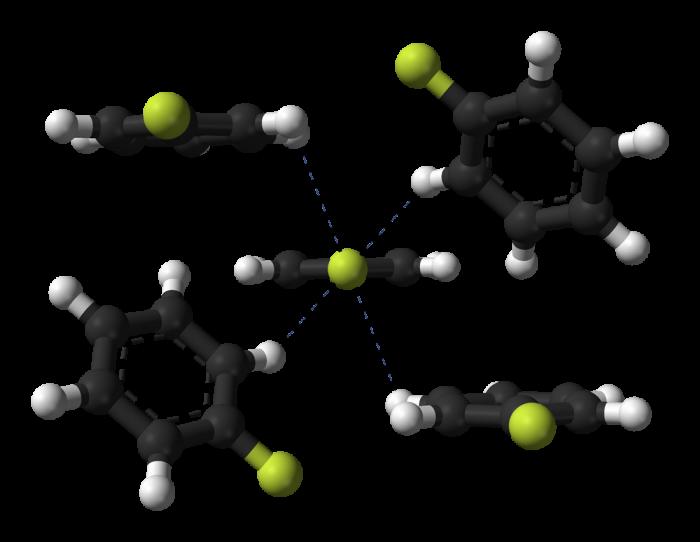Costante di formazione di un complesso-chimicamo