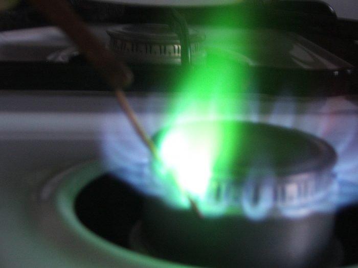 Saggi alla fiamma- chimicamo
