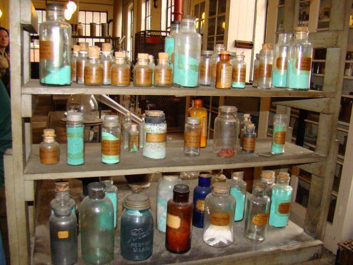 Analisi qualitativa degli anioni per via secca- chimicamo