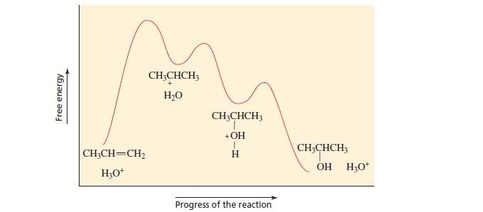 diagramma di reazione