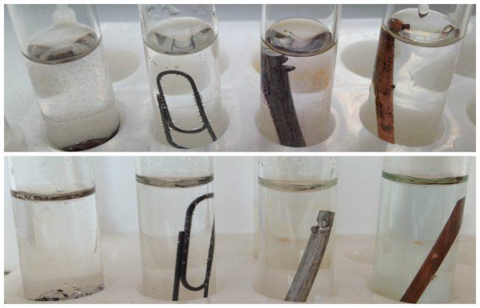 Elettrolisi acquosa: elettrometallurgia-chimicamo