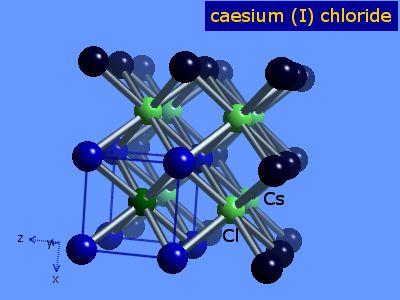 cloruro di cesio