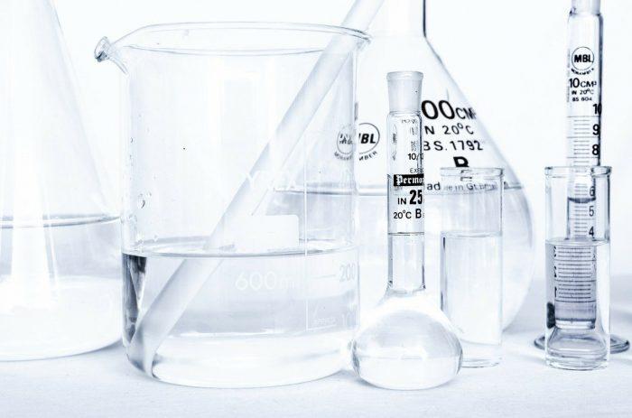curva di titolazione di un acido diprotico-chimicamo