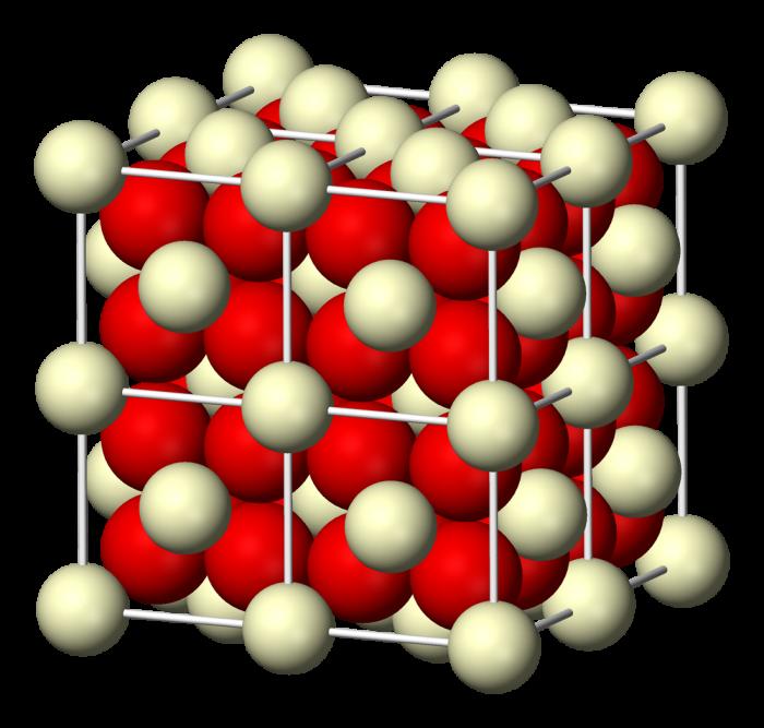 Ossido di cerio: nanoparticelle-chimicamo