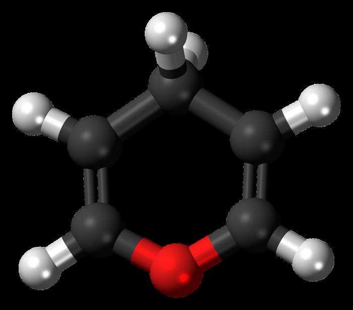 Pirano e pironi-chimicamo