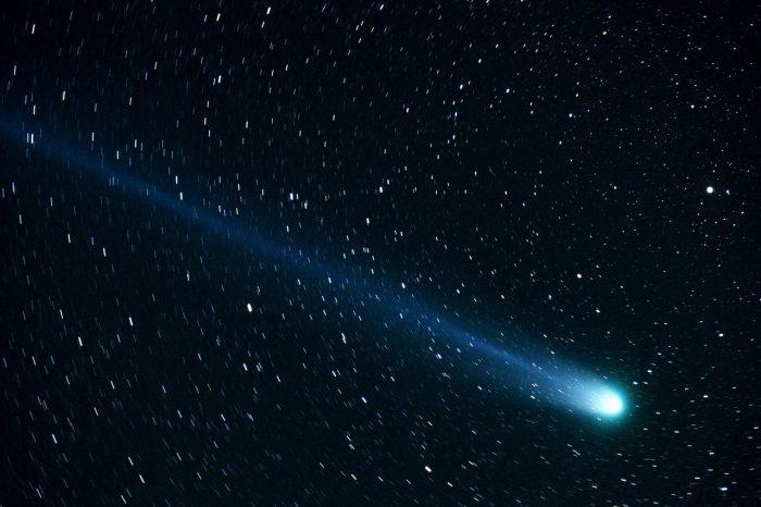 Le comete: composizione-chimicamo