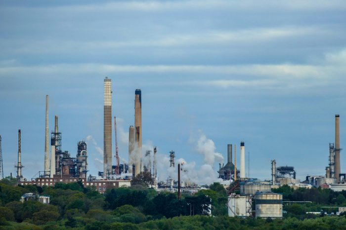 Petrolio: generalità e origine-chimicamo