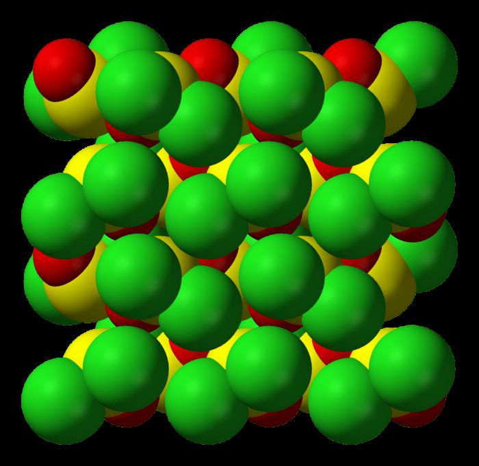 Cloruro di tionile- chimicamo