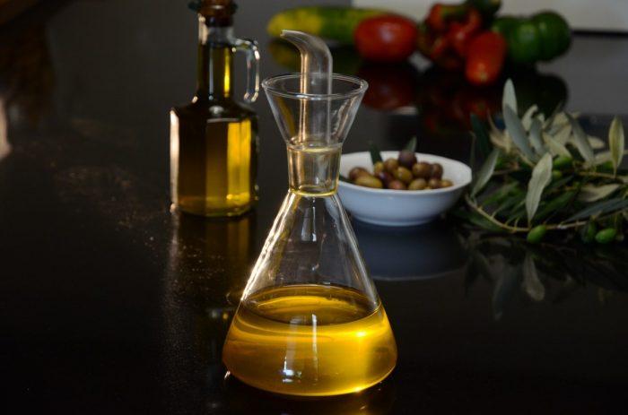 Determinazione del numero dei perossidi in un olio