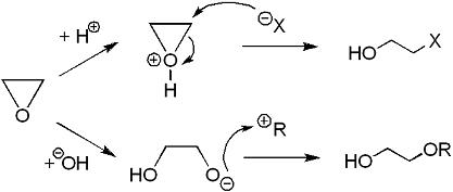 proprietà dell'ossido di etilene