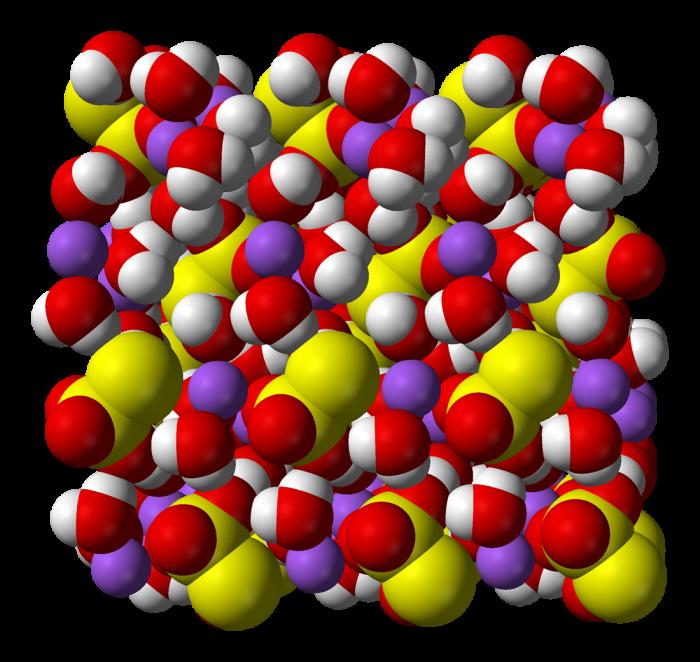 tiosolfato di sodio- chimicamo