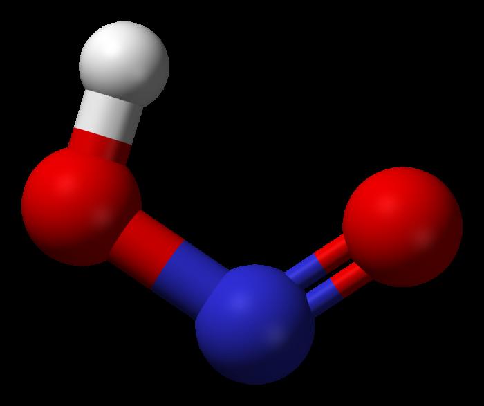 Reazione delle ammine alifatiche con acido nitroso-chimicamo