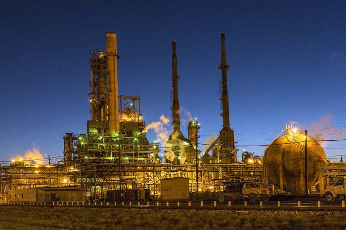 Composti aromatici dell'industria petrolchimica-chimicamo