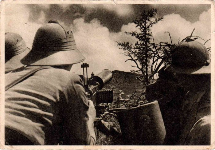 Gas mostarda - chimicamo