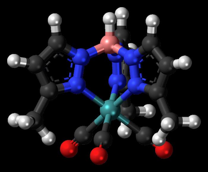 Metallo carbonili- chimicamo