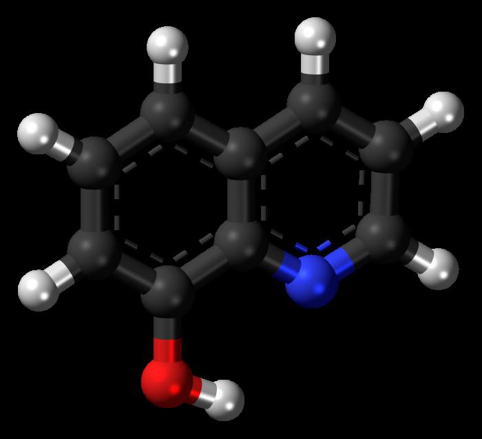 Determinazione di metalli con 8-idrossichinolina-chimicamo
