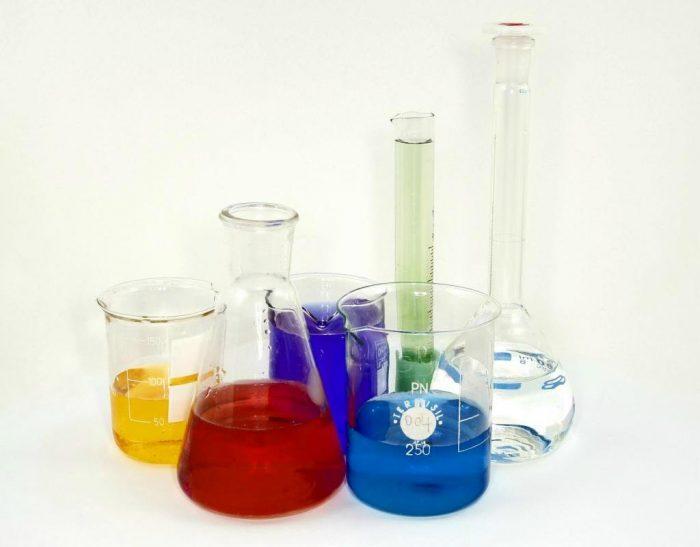 Miscela di acidi deboli-chimicamo
