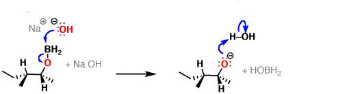 idroborazione-ossidazione