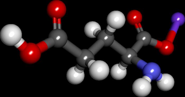 Glutammato monosodico-chimicamo