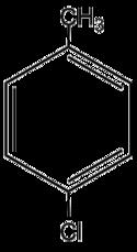 1-Cloro-4-metilbenzene