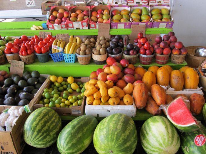 Frutta: contenuto acido-chimicamo