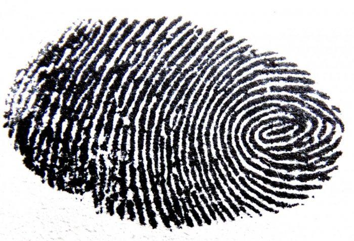Rilevamento delle impronte digitali- chimicamo
