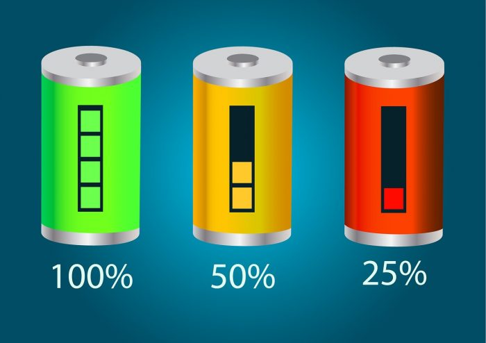 batterie Zinco/Ossido-chimicamo