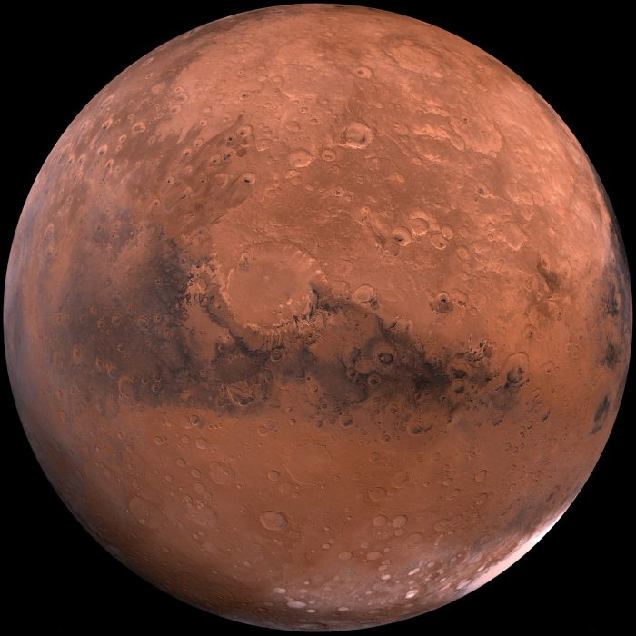 Marte: il pianeta rosso-chimicamo