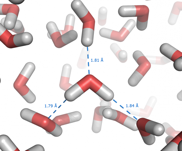 Legame a idrogeno- chimicamo