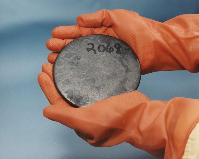 Plutonio- un nuovo numero di ossidazione- chimicamo