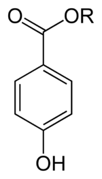 acido p-idrossibenzoico