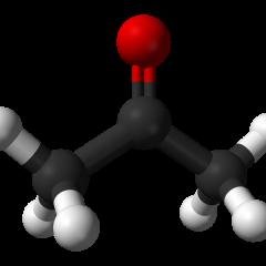 Posizione dell'equilibrio tra chetone e enolo