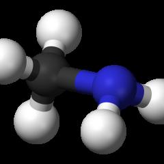 Basicità delle ammine alifatiche