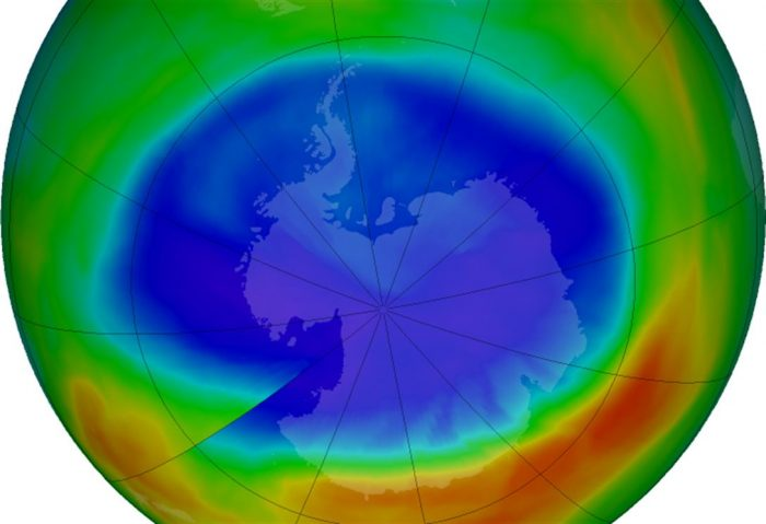 Nuova minaccia per lo strato di ozono- chimicamo