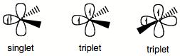 singoletto e tripletto