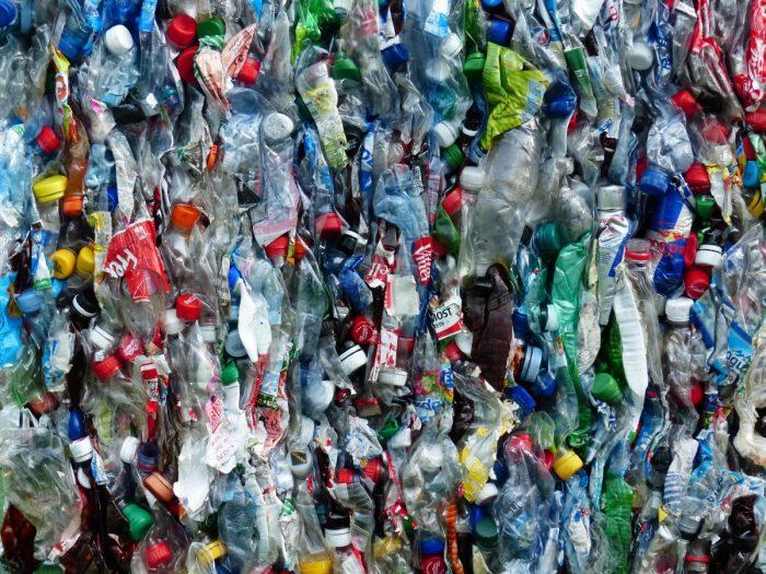 Riciclaggio della plastica- chimicamo