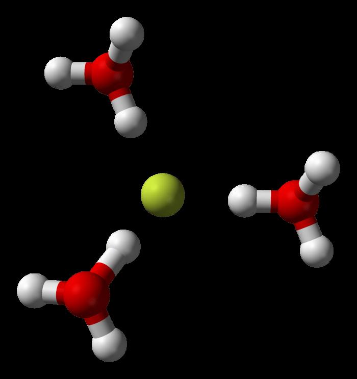 Determinazione potenziometrica del fluoruro- chimicamo
