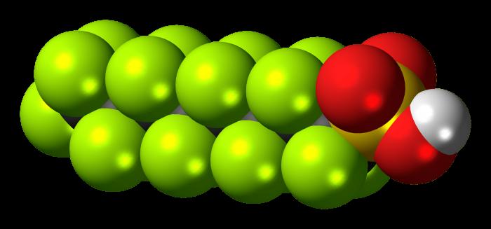 Acido perfluoroottanoico- chimicamo