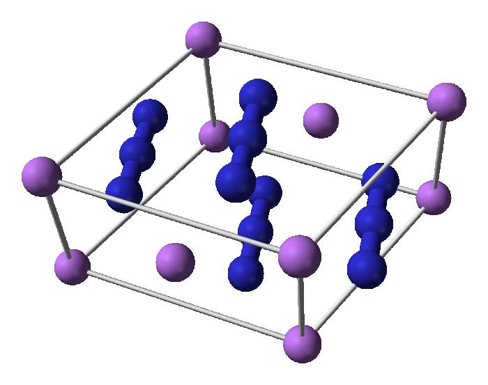 Sodio azide-chimicamo