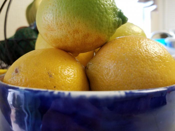 Titolazione dell'acido citrico - chimicamo