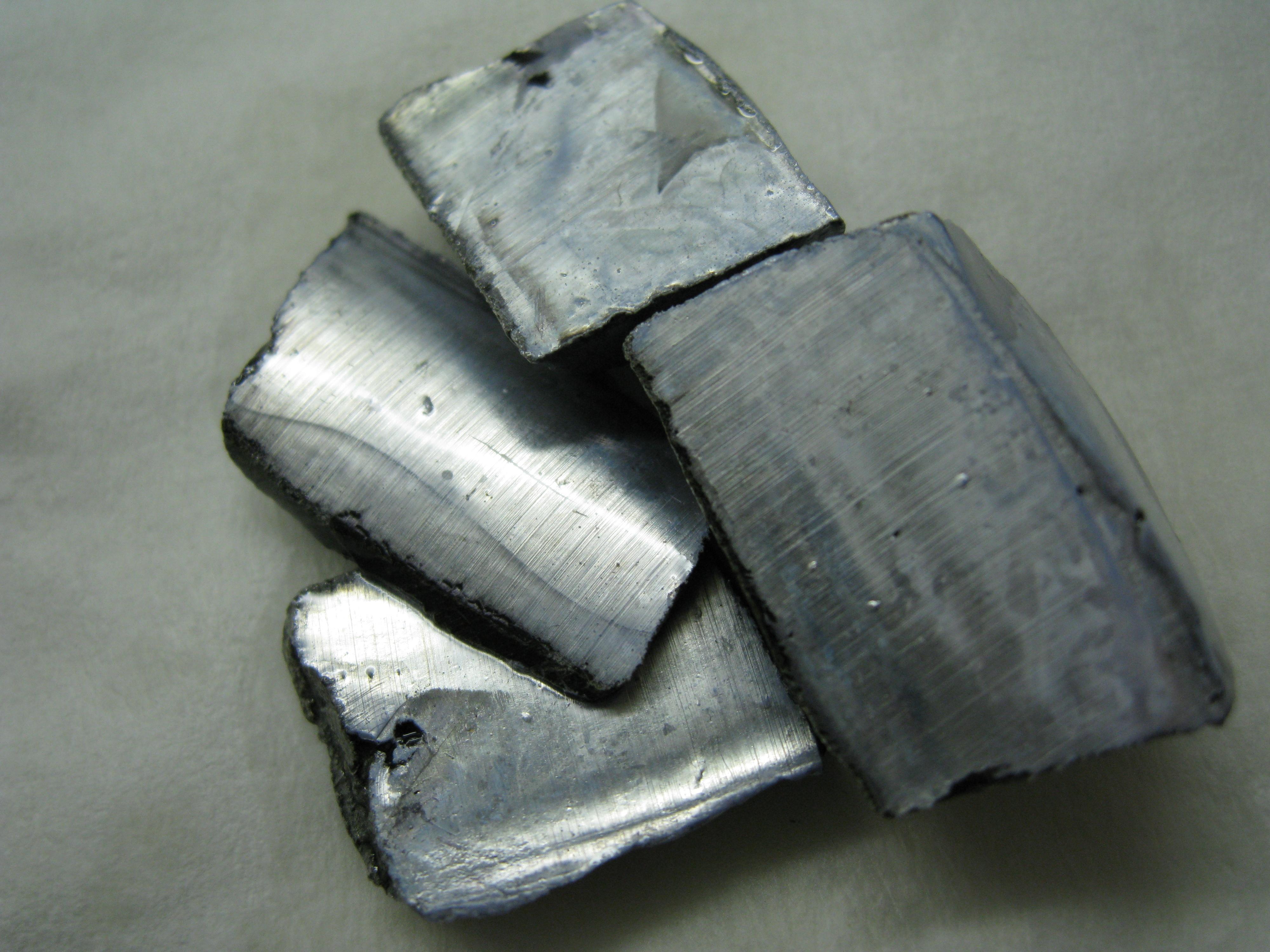 Reazioni di metalli reattivi- chimicamo