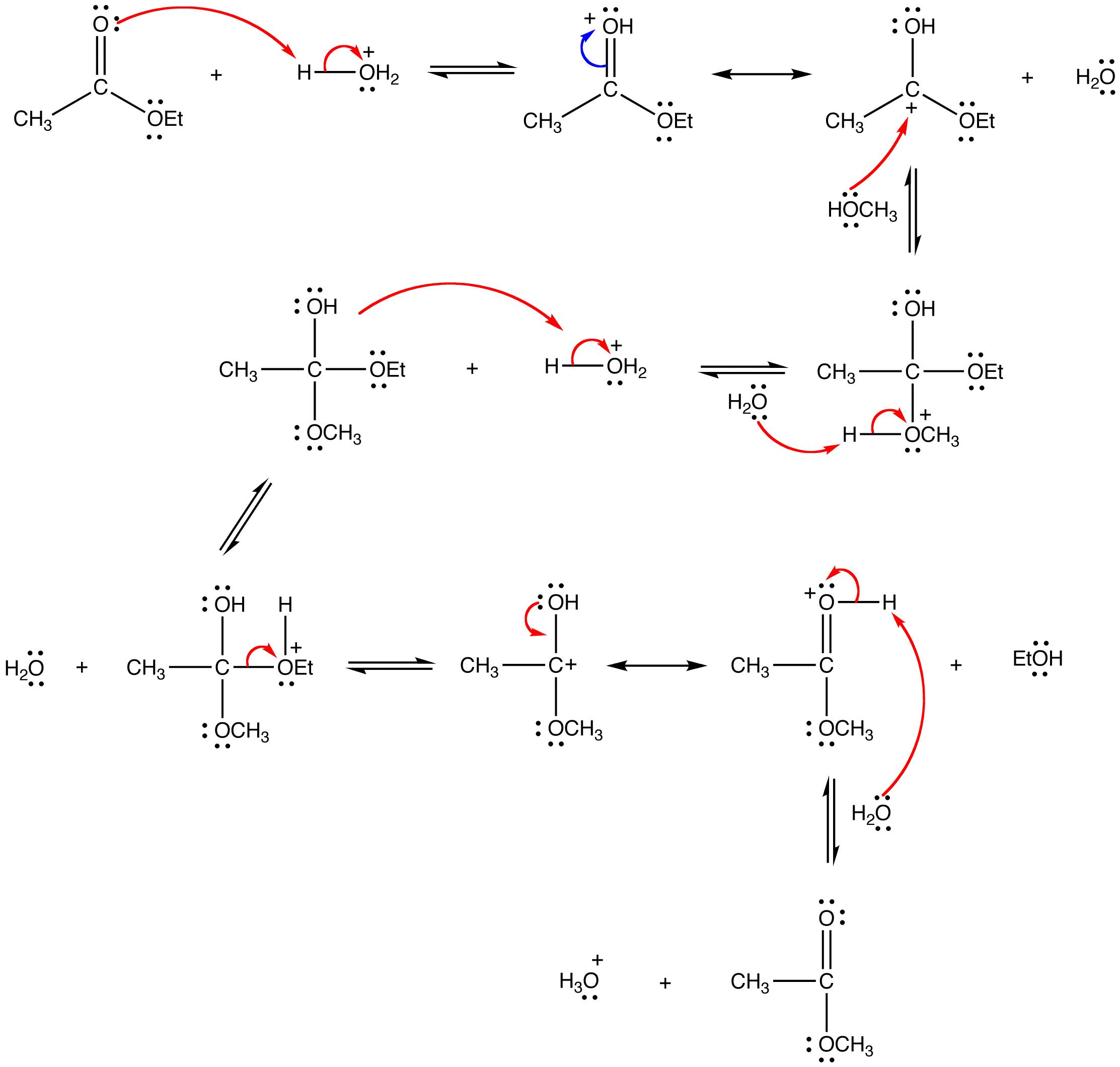 transesterificazione