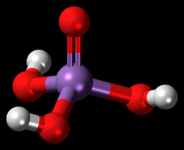 acido arsenico-chimicamo